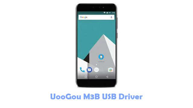 Download UooGou M3B USB Driver