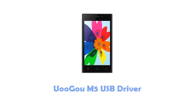 Download UooGou M5 USB Driver