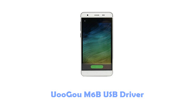 Download UooGou M6B USB Driver