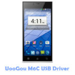 Download UooGou M6C USB Driver