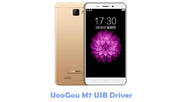 Download UooGou M7 USB Driver