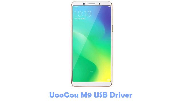 Download UooGou M9 USB Driver