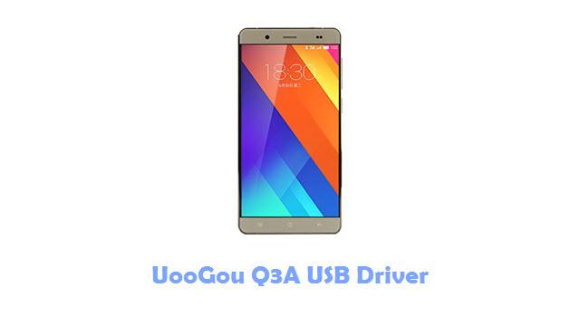 Download UooGou Q3A USB Driver