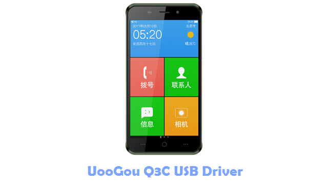 Download UooGou Q3C USB Driver