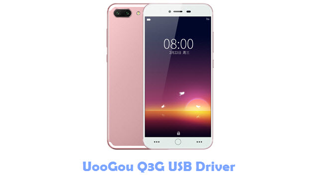 Download UooGou Q3G USB Driver