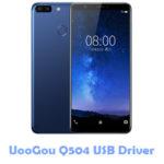 UooGou Q504 USB Driver