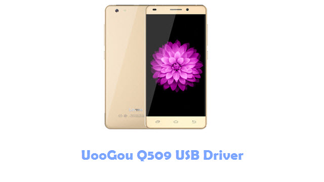 Download UooGou Q509 USB Driver