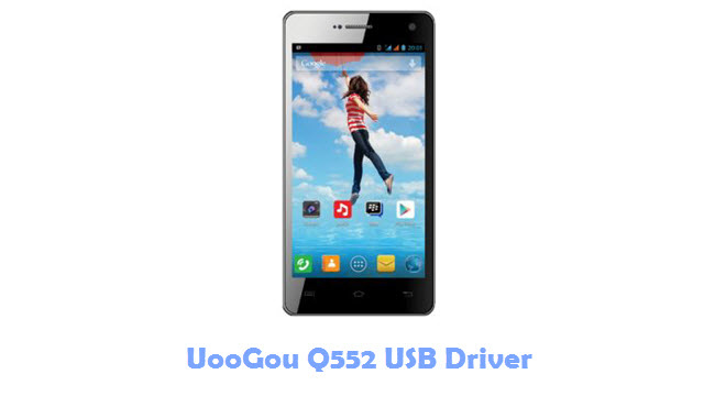 Download UooGou Q552 USB Driver