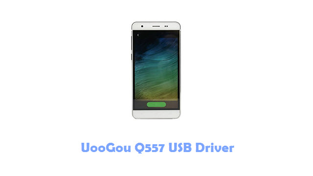 Download UooGou Q557 USB Driver