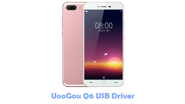 Download UooGou Q6 USB Driver