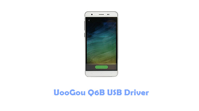 Download UooGou Q6B USB Driver