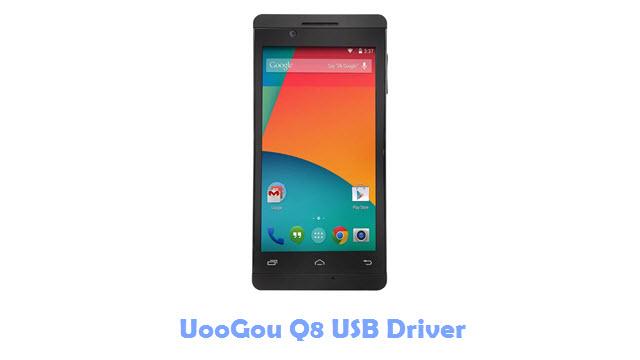 Download UooGou Q8 USB Driver