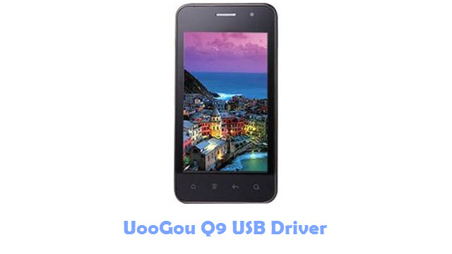 Download UooGou Q9 USB Driver
