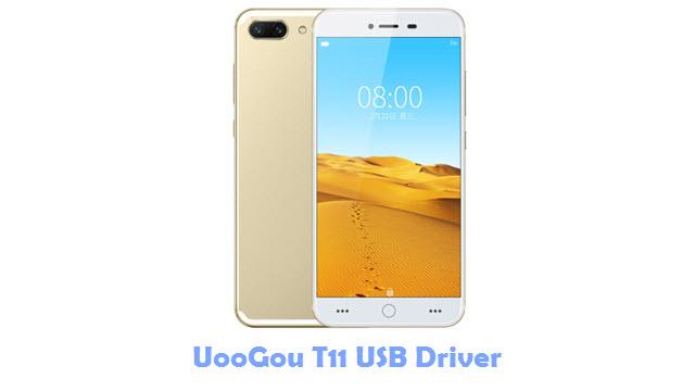 UooGou T11 USB Driver