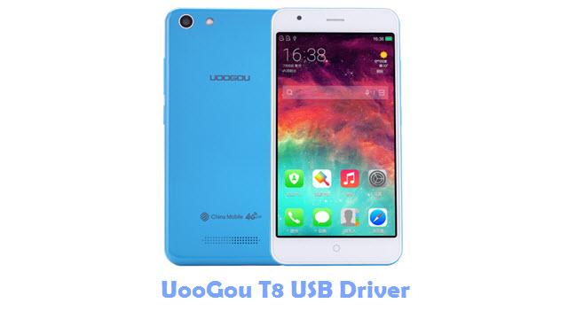 UooGou T8 USB Driver
