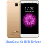 UooGou X1 USB Driver