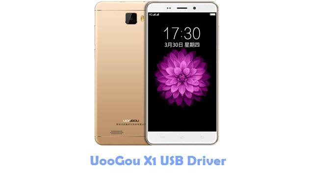Download UooGou X1 USB Driver