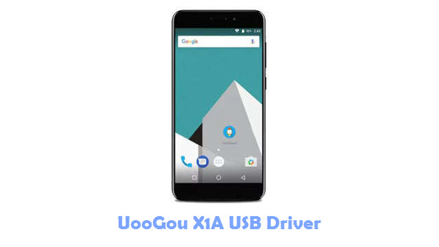 Download UooGou X1A USB Driver
