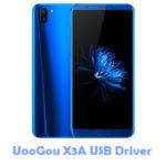 UooGou X3A USB Driver