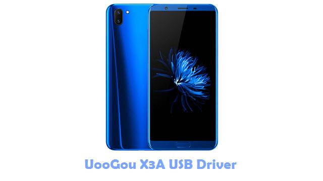 Download UooGou X3A USB Driver
