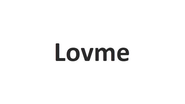 Lovme USB Drivers