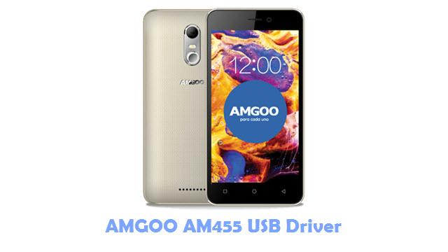 AMGOO AM455 USB Driver