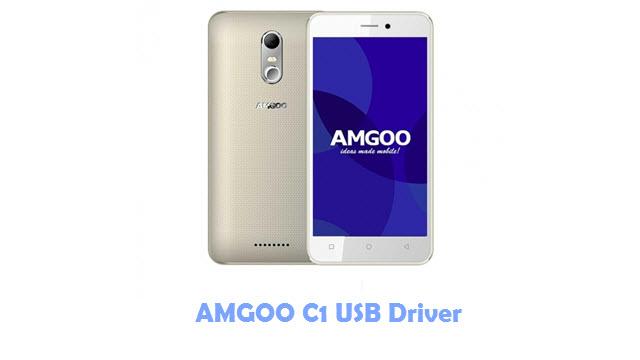 AMGOO C1 USB Driver
