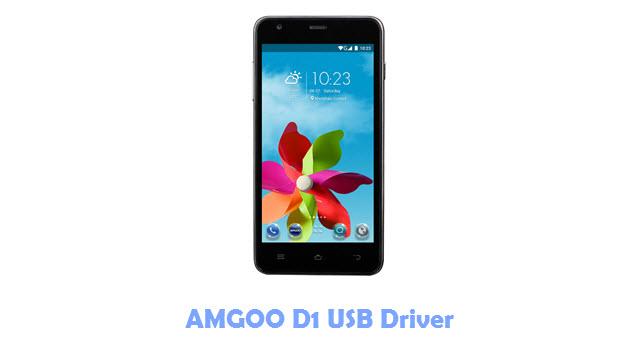 AMGOO D1 USB Driver