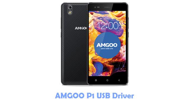 AMGOO P1 USB Driver