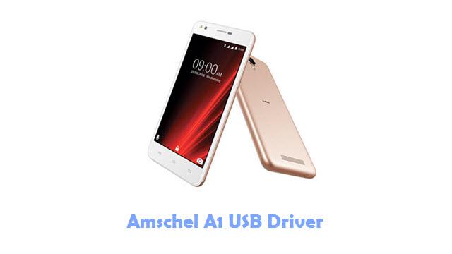 Download Amschel A1 USB Driver