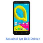 Amschel A11 USB Driver