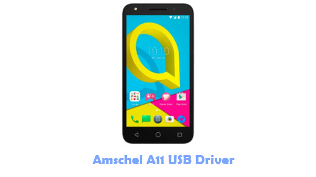 Download Amschel A11 USB Driver