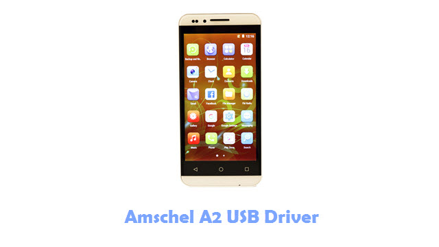 Download Amschel A2 USB Driver