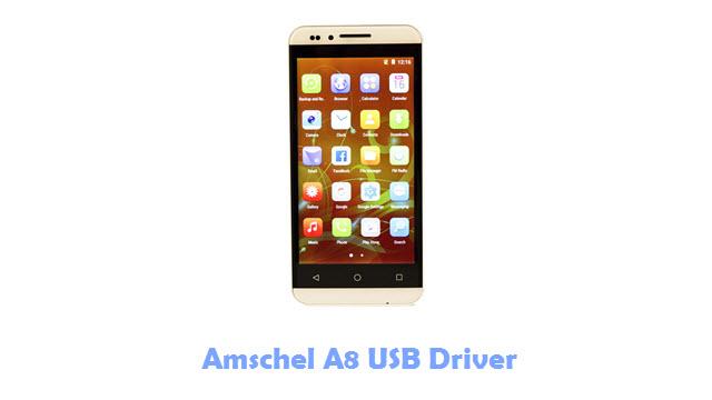 Download Amschel A8 USB Driver