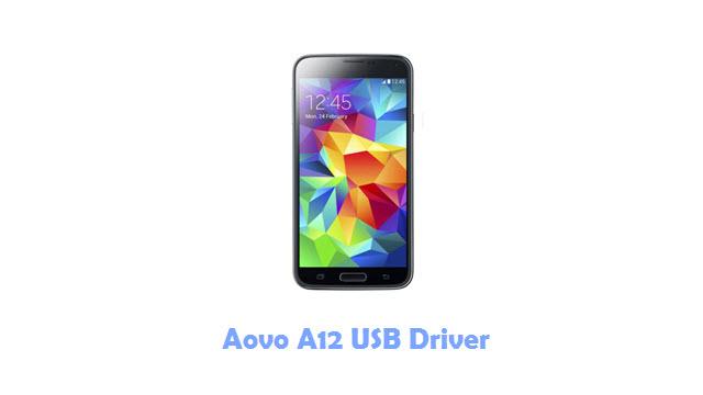 Aovo A12 USB Driver