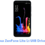 Asus ZenFone Lite L1 USB Driver