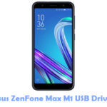 Asus ZenFone Max M1 USB Driver