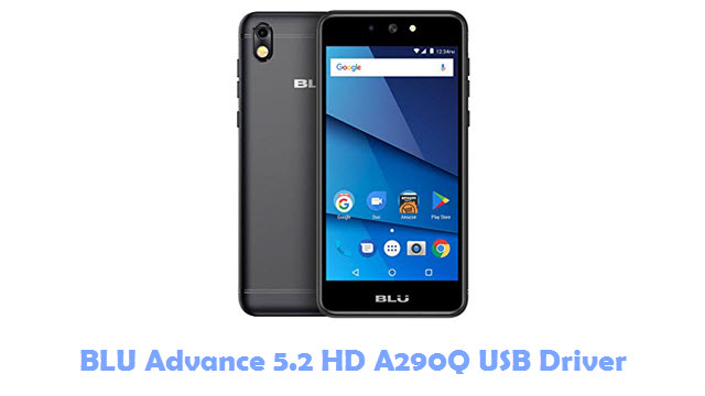 Download BLU Advance 5.2 HD A290Q USB Driver