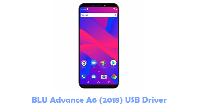 Download BLU Advance A6 (2018) USB Driver