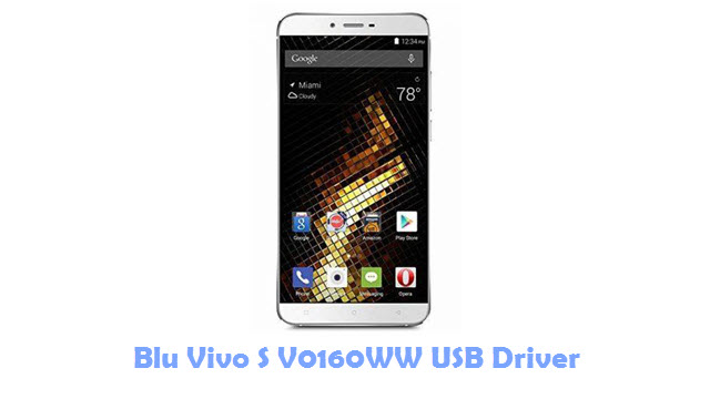 Download Blu Vivo S V0160WW USB Driver