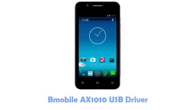 Bmobile AX1010 USB Driver
