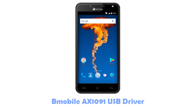 Bmobile AX1091 USB Driver