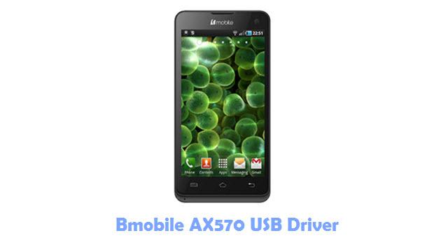 Bmobile AX570 USB Driver
