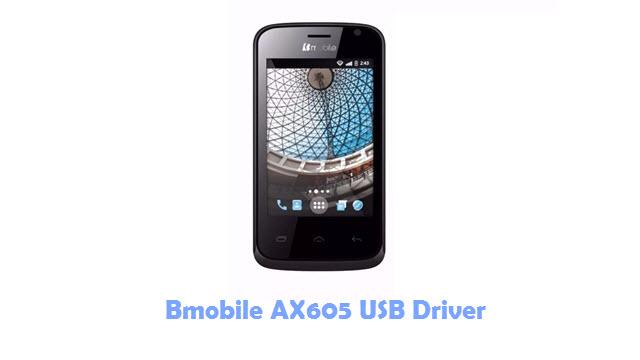 Bmobile AX605 USB Driver
