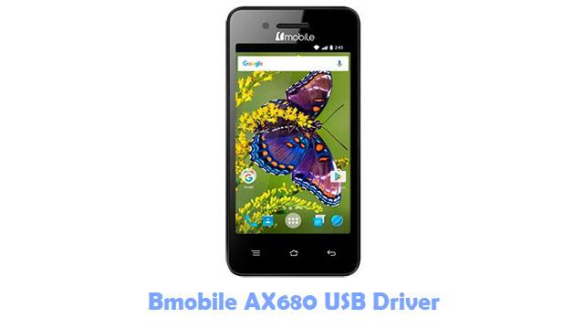 Bmobile AX680 USB Driver