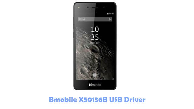 Bmobile X50136B USB Driver