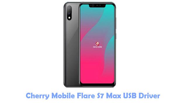 Download Cherry Mobile Flare S7 Max USB Driver