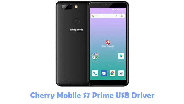 Download Cherry Mobile S7 Prime USB Driver