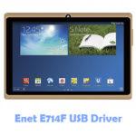 Download Enet E714F USB Driver