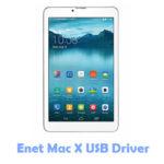Download Enet Mac X USB Driver